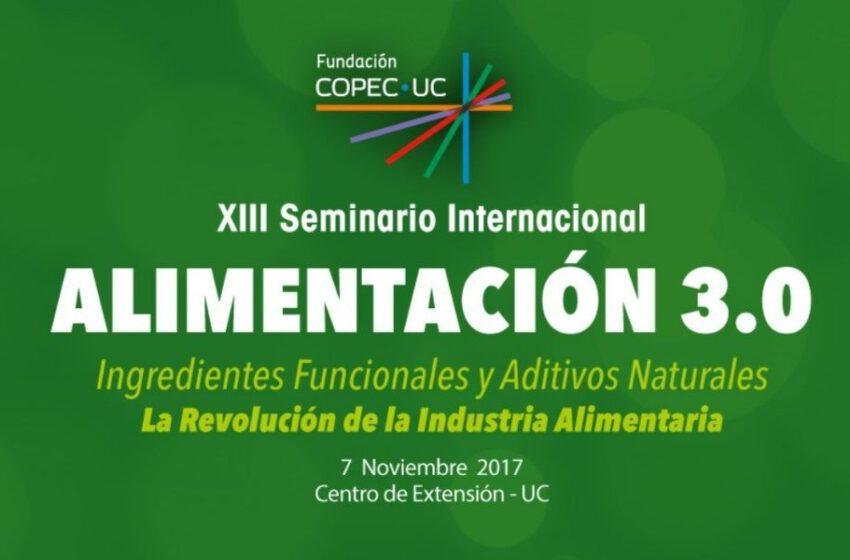 """Leitat Chile en """"Alimentación 3.0 Ingredientes"""" Fundación Copec-UC"""