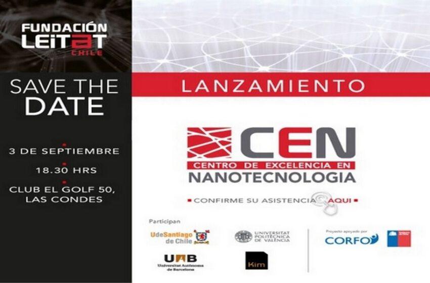 Inauguración del centro CEN en Santiago de Chile
