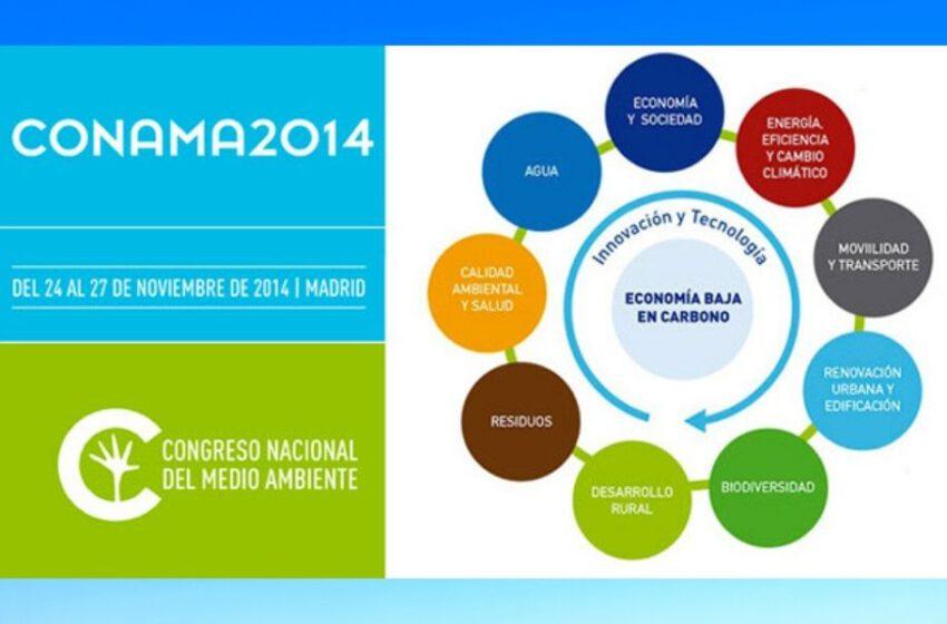 Leitat Chile presente en Congreso Nacional del Medio Ambiente CONAMA 2014