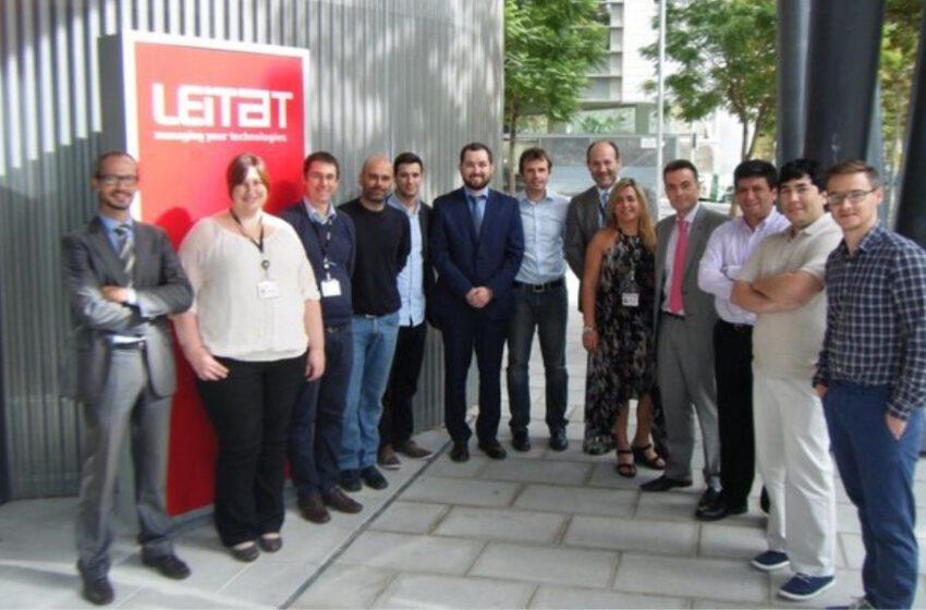 Encuentro de expertos en Transferencia Tecnológica de Leitat Chile
