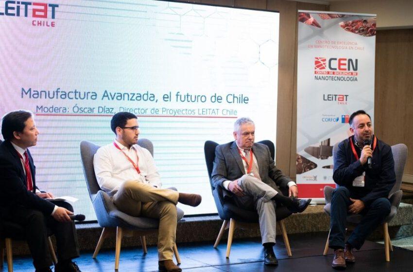 Retrospectiva de la Jornada Anual Leitat Chile