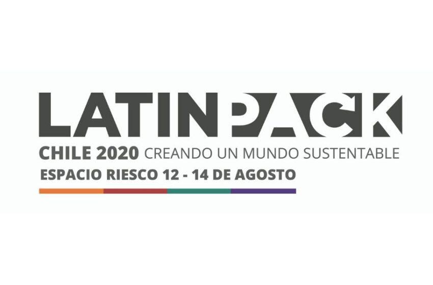 LatinPack CHILE 2020: Sustentabilidad en la industria del packaging