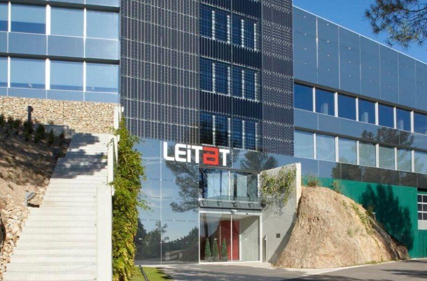 Visita PROCHILE y ACCIÓ a instalaciones centrales de Leitat