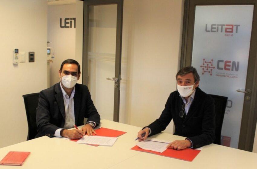 Seidor y Leitat Suscriben un Acuerdo de Cooperación para Impulsar la Digitalización y la Innovación en Chile